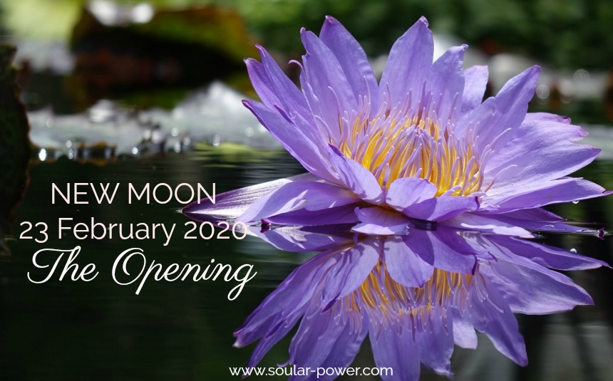 NEW MOON FEBRUARY, MERCURY RETROGRADE, MARS & MORE