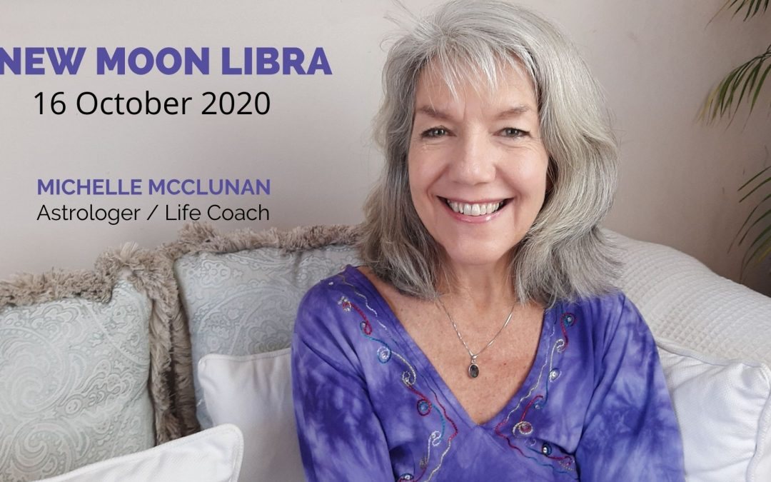 NEW MOON OCTOBER 16TH IN LIBRA